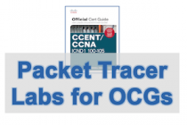 Ping and Traceroute: Cert Guide PT Labs for ICND1 Chapter 23
